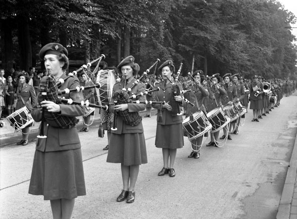 Canadian Women's Army Corps Band