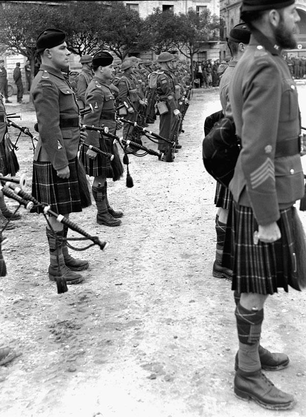Seaforth Highlanders Glengarry The Seaforth Highlanders