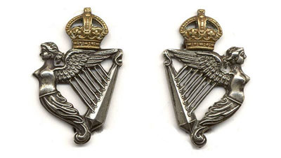 Click here to go to  Clifford Weirmeir's Irish Regiment of Canada webpage
